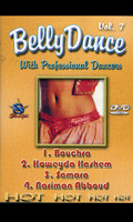 Belly Dance with Professional Dancers Vol. 7, Belly Dance DVD image