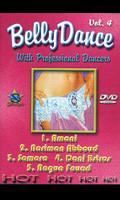 Belly Dance with Professional Dancers Vol. 4, Belly Dance DVD image