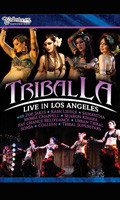 Tribal LA  Live in Los Angeles, Belly Dance DVD image