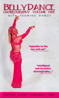 Belly Dance Choreography Volume 1, Belly Dance DVD image
