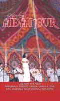 Legendary Aida Nour, Belly Dance DVD image