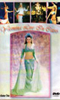 Yasmina Live in Cairo Vol 1, Belly Dance DVD image