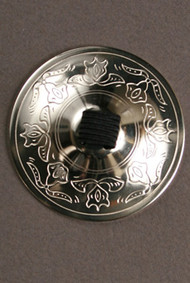 Arabesque Silver Finger Cymbals image