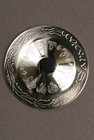 Arabesque II Silver Finger Cymbals image