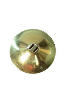 Plain Style Finger Cymbals, Zills for Belly Dance image