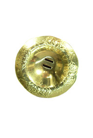 Turkish Style BRASS Finger Cymbals, for Professionals & Teachers