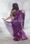 purple assuit fabric piece