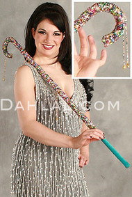 Sequin Beaded Cane