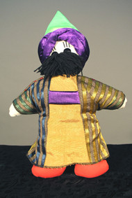Bedouin Man Doll