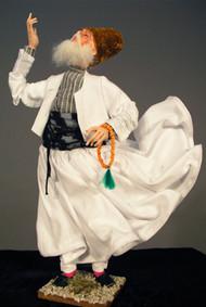 Whirling Dervish Doll