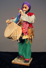 Davul Player Doll