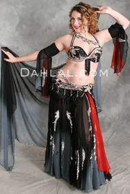 ARTFUL ILLUSIONS by Pharaonics of Egypt, Egyptian Belly Dance Costume, Available for Custom Order