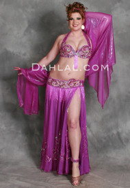 INFINITE EUPHORIA by Pharaonics of Egypt, Egyptian Belly Dance Costume, Available for Custom Order