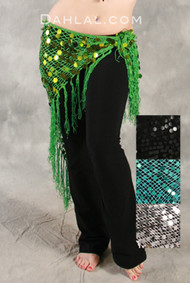 Paillette Shawl, for Belly Dance image