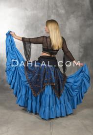 Sari Handkerchief Skirt