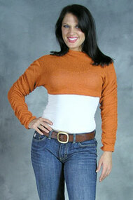Knit Crop Top, great for layering image