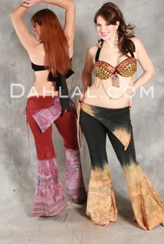 Tie Dyed MEMPHITE Pant image