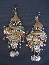 Coin Earrings- Style 2