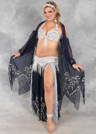 ETERNAL ELEGANCE by Pharaonics of Egypt, Egyptian Belly Dance Costume Available for Custom Order