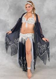 ETERNAL ELEGANCE by Pharaonics of Egypt, Egyptian Belly Dance Costume Available for Custom Order