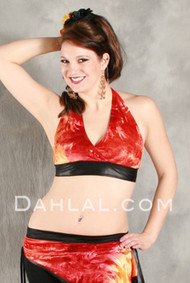 SPHINX Halter Top By Off the Nile