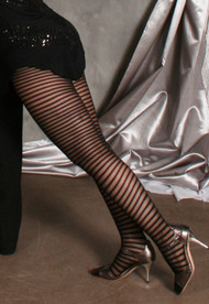 CLASSY STRIPES Stockings from Leg Luxury
