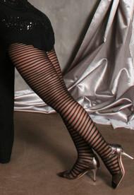 CLASSY STRIPES Stockings from Leg Luxury