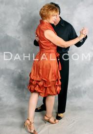 AMBROSIAL APILADO, by Samuel Dong,Tango Wear Dress