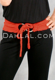 RONDA BELT, by Modesce, Tango Wear Fabric Belt