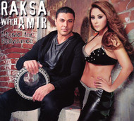 Raksa with Amir, Belly Dance Music CD