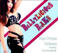 Bellylicious Raks - Fayez Deryan Orchestra, Belly Dance Music CD