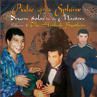 Pulse of the Sphinx, Belly Dance Music CD