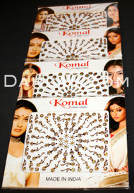 BINDI, Large Assorted Pack