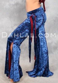 MAKARA Pant With Hip Wrap by Off The Nile