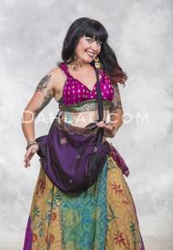Vintage Sari Sack