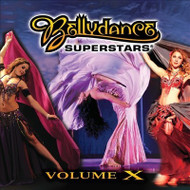 Bellydance Superstars Vol. X, Belly Dance CD