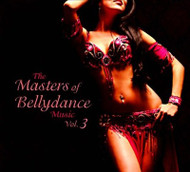 The Masters of Bellydance Music Vol. 3, Belly Dance CD