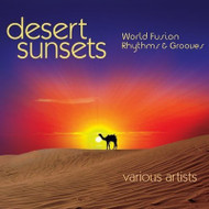 Desert Sunsets, Belly Dance CD