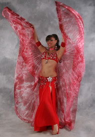 Printed Organza Wings of Isis