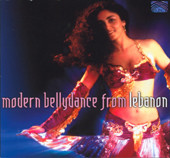 Modern Bellydance from Lebanon, Music for Belly Dance image