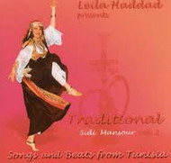 Traditional Tunisian Rhythms Vol. 2, Music for Belly Dance