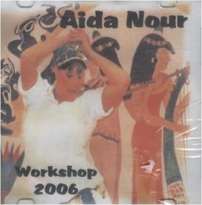 Aida Nour Dance 2006, Music for Belly Dance