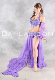 GREAT LOOP Ensemble III by Pharaonics of Egypt, Egyptian Belly Dance Costume, Available for Custom Order