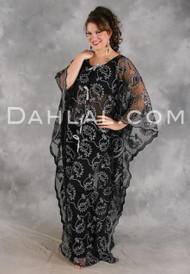 Lace Cover-Up or Caftan