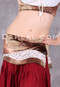 Suez wrap for belly dance