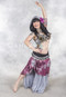 tribal fusion skirt for belly dance