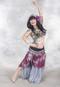 tribal fusion skirt for belly dance