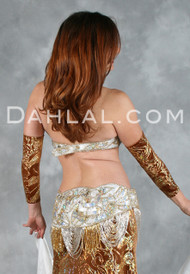 SPHINX Holographic Velvet Sleeve Set by Off The Nile - 7 Colors Available