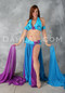 Pharaonics belly dance cabaret costume