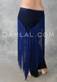 Tassel belly dance hip wrap